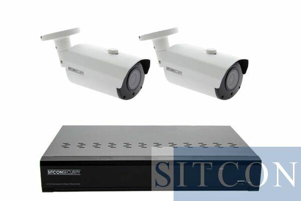 Bullet security camera set ELITE 2