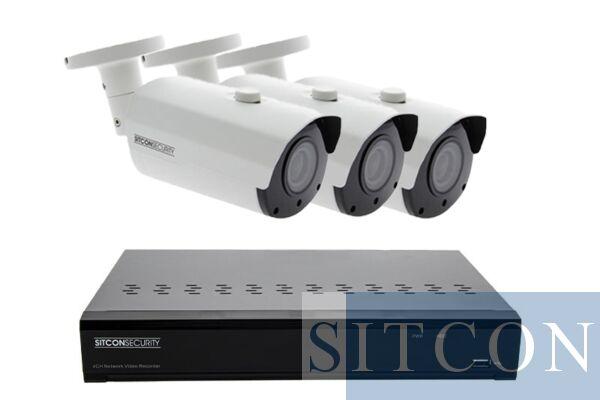 Bullet security camera set ELITE 3