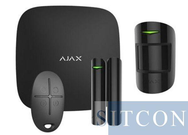 Wireless alarm system Black SMART