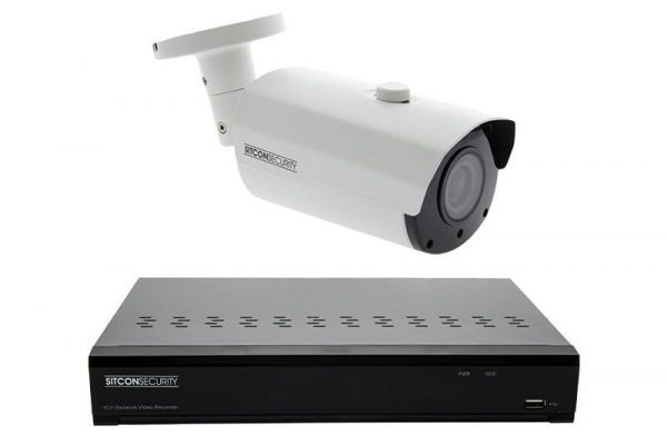 Bullet security camera set ELITE 16