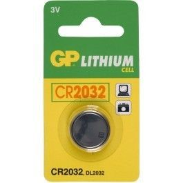 CR2032 Lithium Button Cell Battery - GP