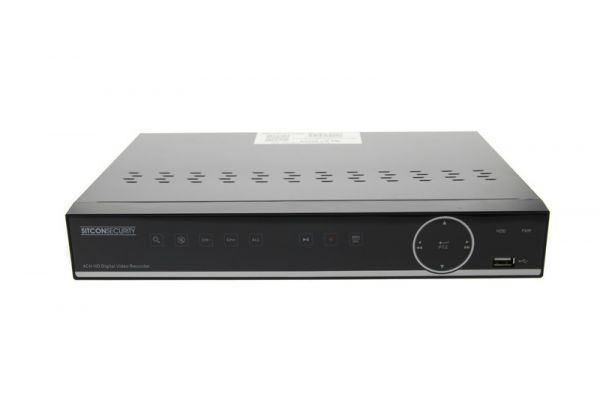 HD (Coax) - 4 channel recorder