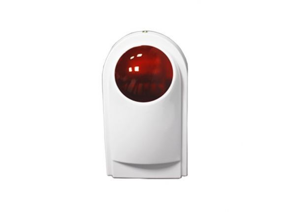 Wireless outdoor siren EASY