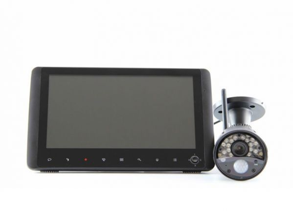 Wireless camera set with screen EASY 1