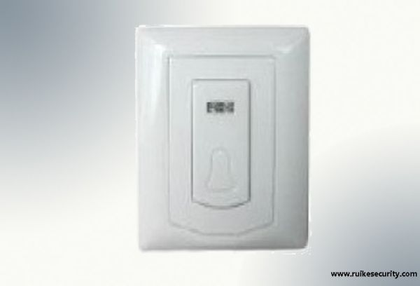 Wireless doorbell module