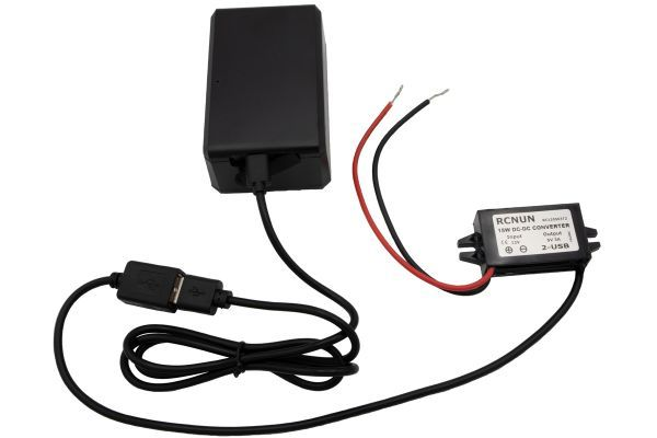 Built-in GPS Tracker - PRO