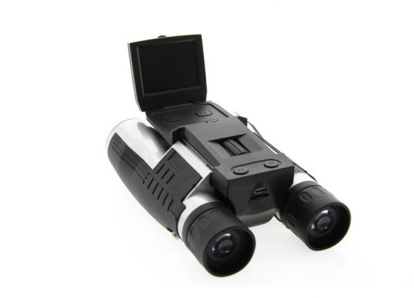 Binoculars + Video recording - HD