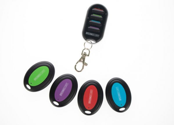 Keyfinder - Key finder - 4 Set