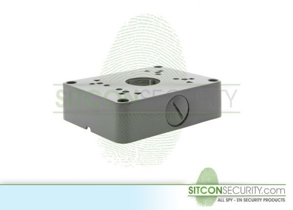 Universal surface-mounted junction box (Gray)