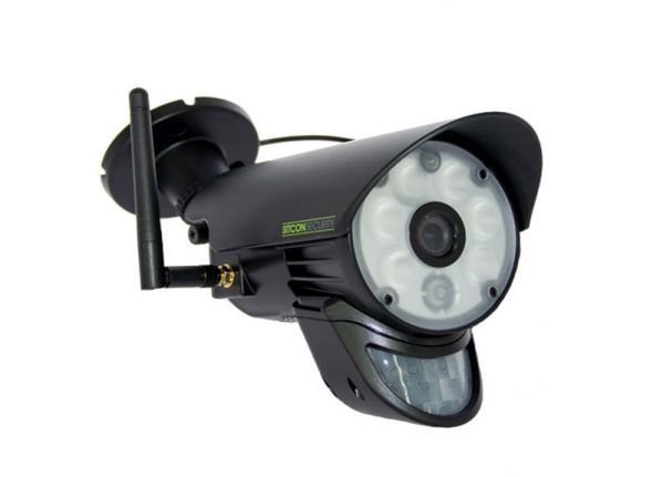 (1080P) Wireless scare lamp camera - Expansion