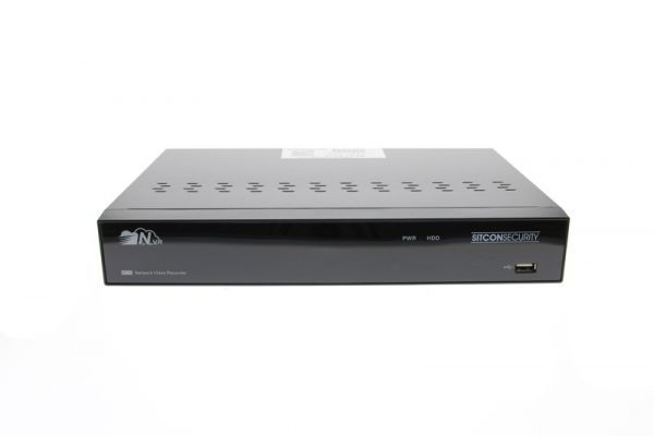 Full HD (UTP) - 4 channel recorder
