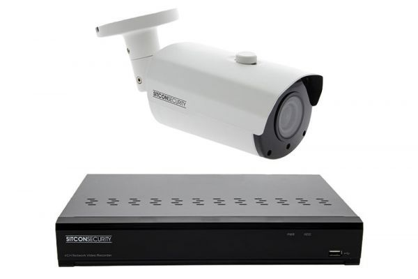 Bullet security camera set ELITE 1