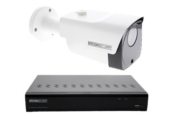 Bullet security camera set SMART 1