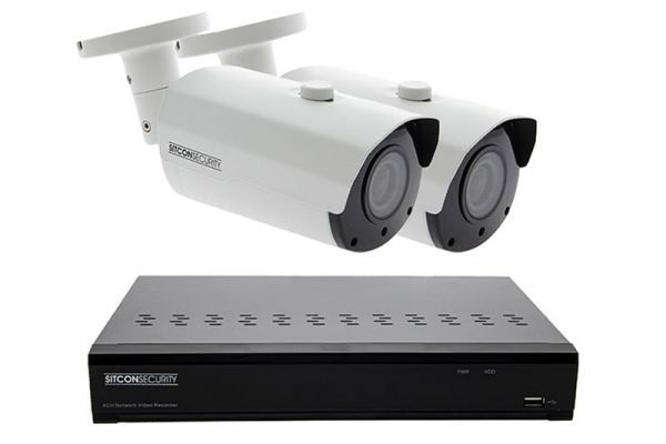 Bullet security camera set ELITE 2
