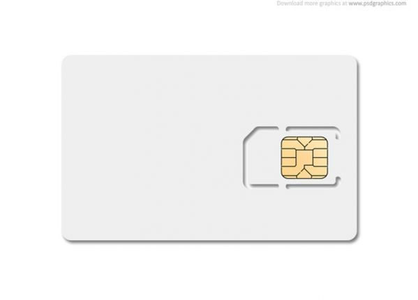 Pre-paid data sim - World - 12 Months