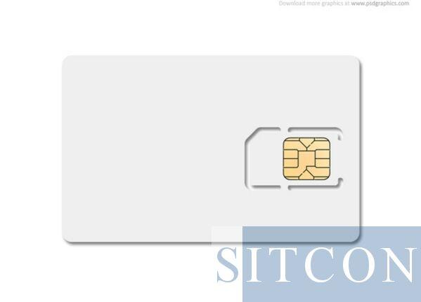 SIM card - Vodafone