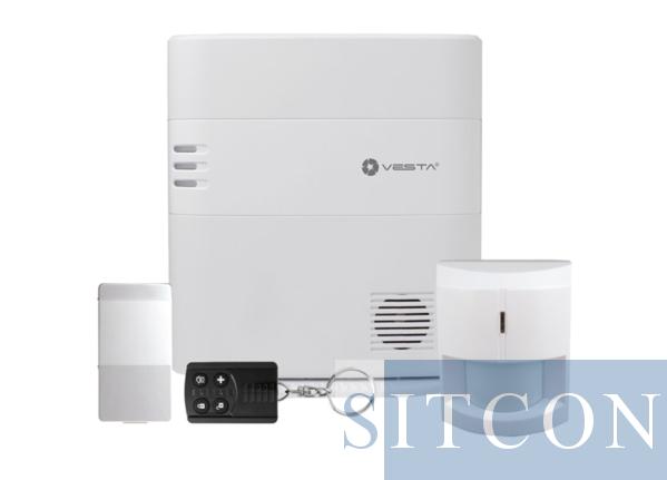 Wireless alarm system PLUS