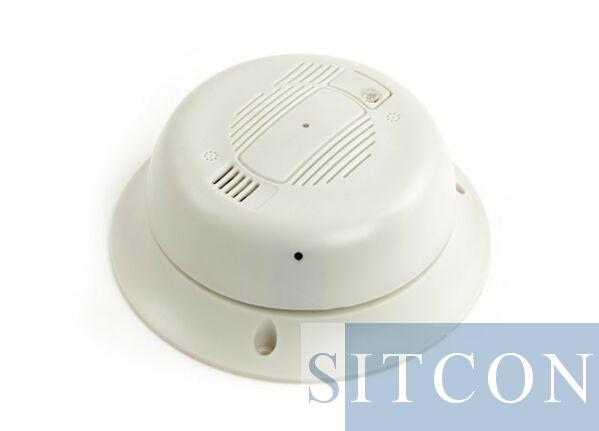 Smoke detector spy camera PLUS
