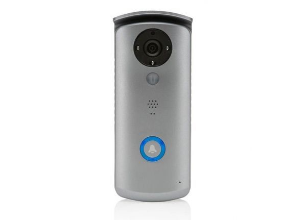 Wi-Fi doorbell with camera