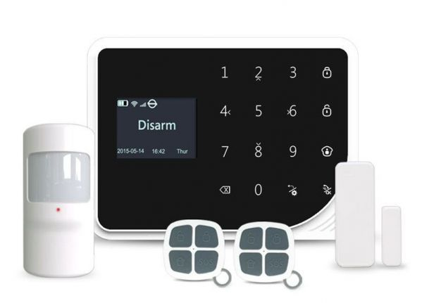 Wireless GSM Alarm System EASY