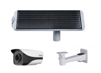 4G Outdoor camera with ELITE solar panel