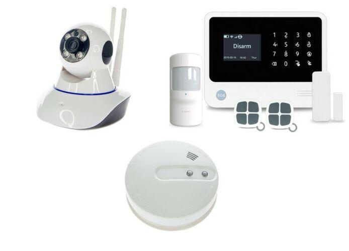 Alarm System Wireless Extra Sitconsecurity Com