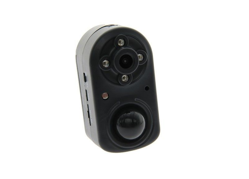 Stand-alone security camera - DVR
