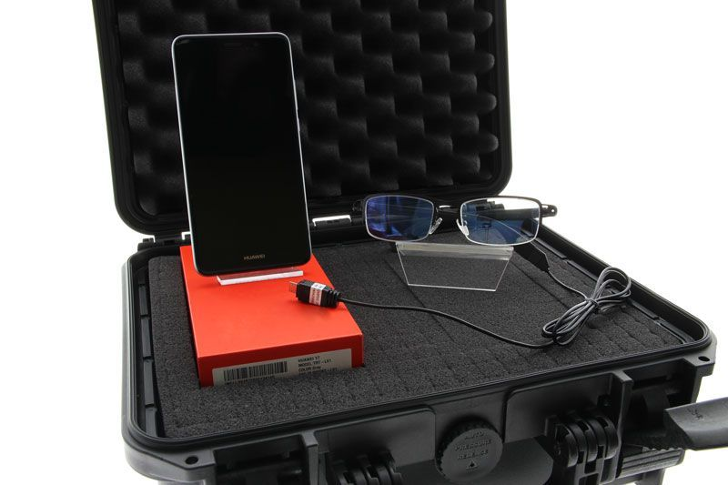 Glasses camera kit - Live view