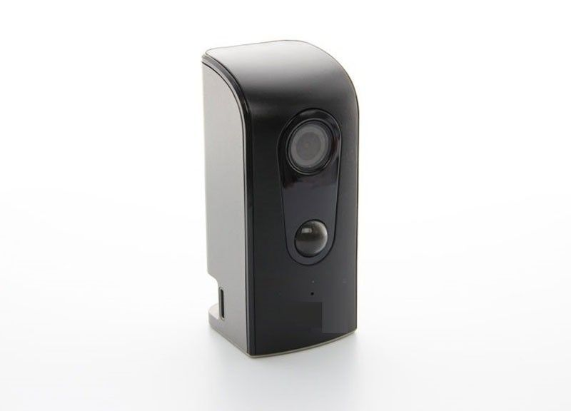 Wi-Fi IP security camera on battery - DVR
