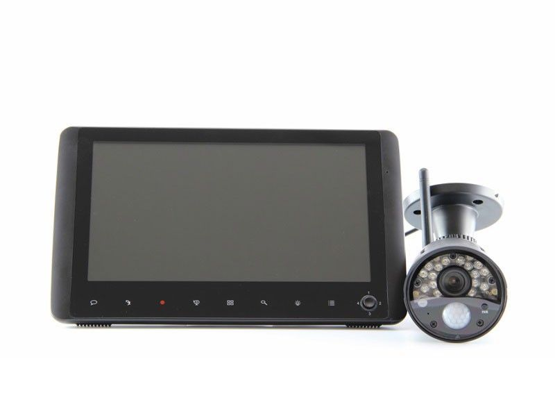 Wireless camera set with screen (B) EASY 1