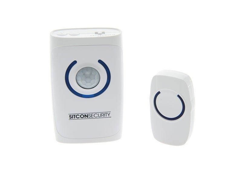 Wireless doorbell - 4 in 1