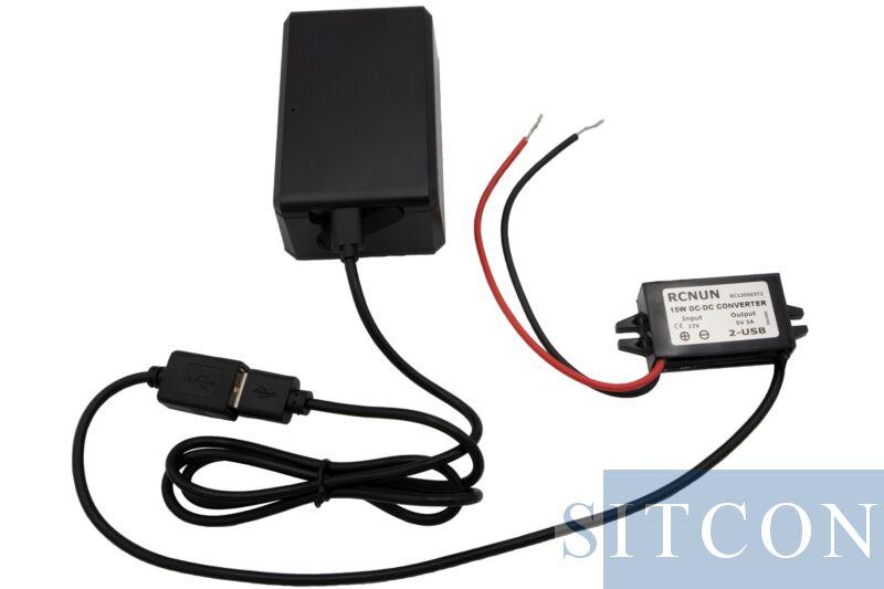 Built-in GPS Tracker - Pro