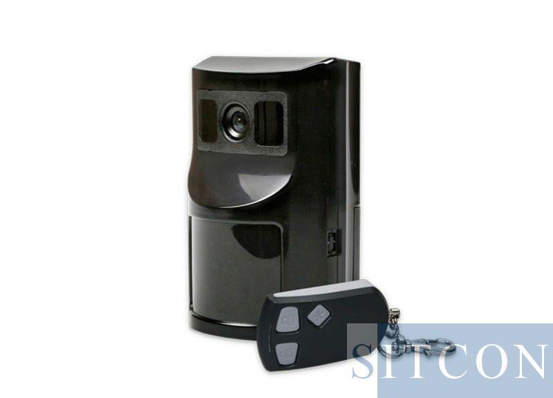 GSM Alarm - Motion Detector + Camera