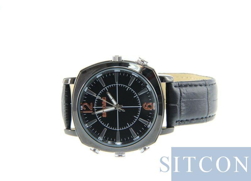 Watch spycam - Leather 2