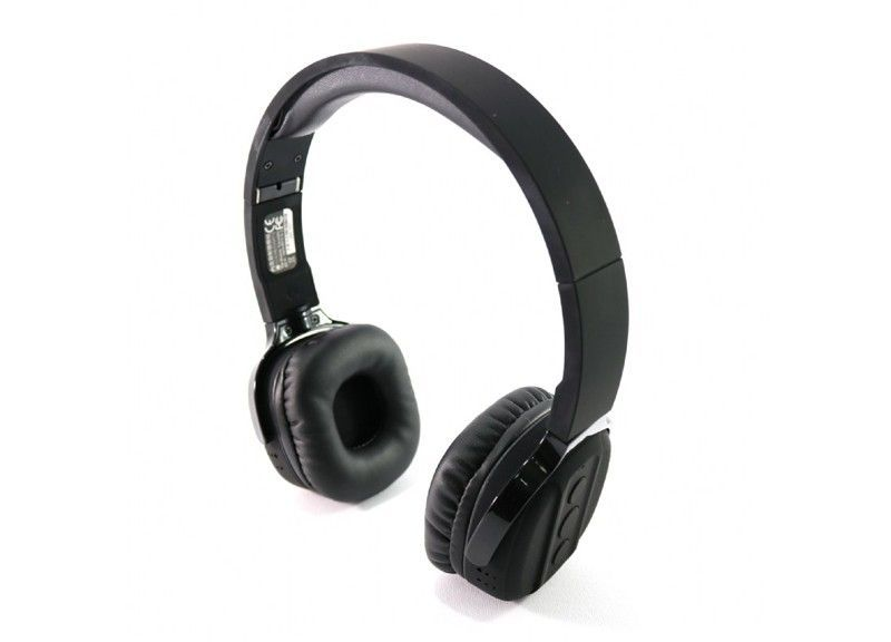 Headphones Wi-Fi spy camera