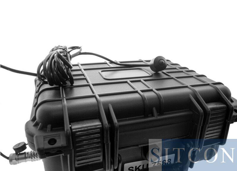 Mobile camera set - Pinhole