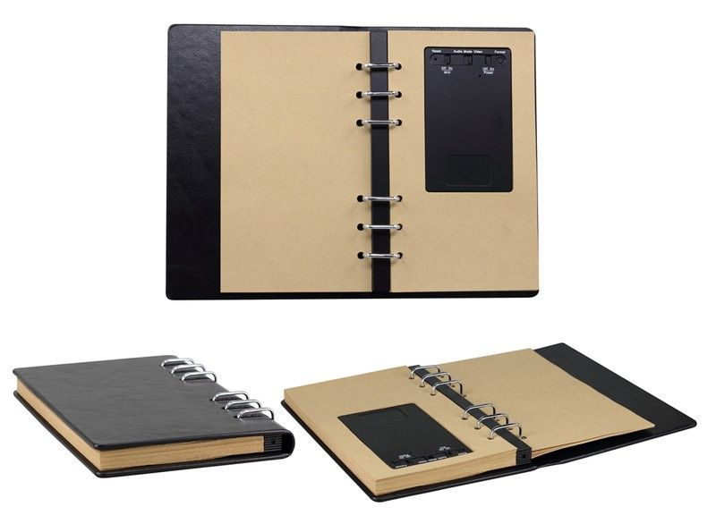 Notebook Wi-Fi spy camera