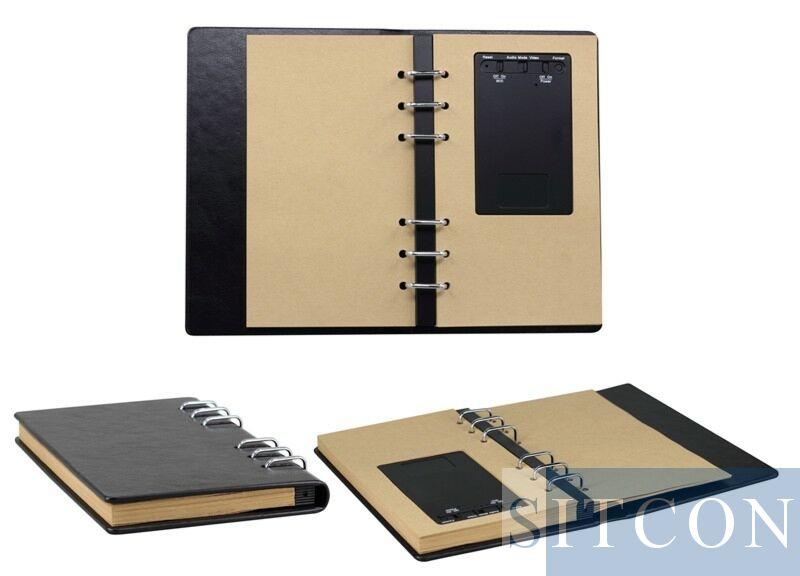 Notebook Wi-Fi spy camera
