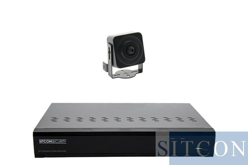Full HD (UTP) - Pinhole Camera Set