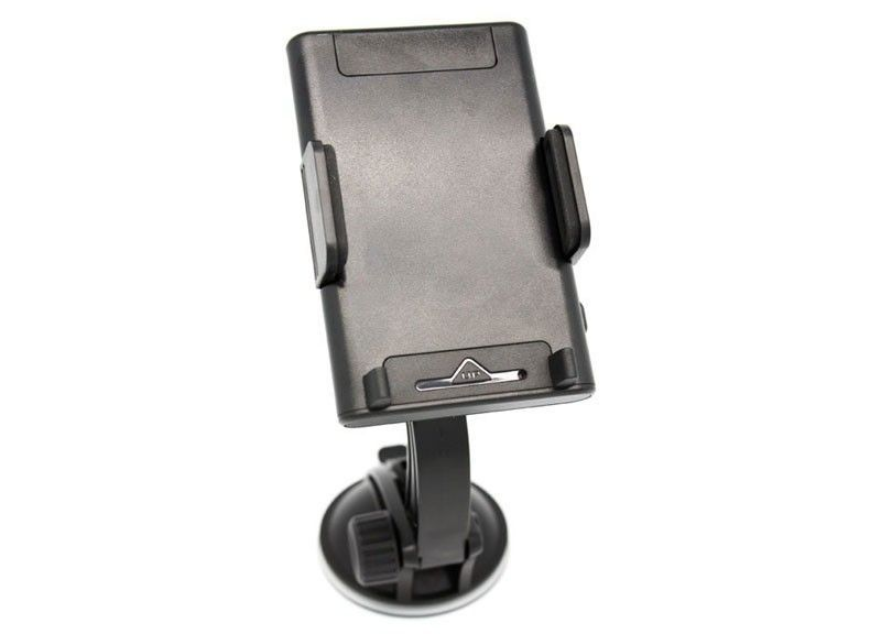 Phone holder spy camera