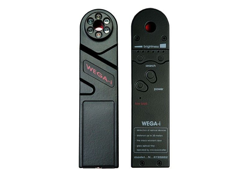 WEGA-i (Spy) camera lens finder