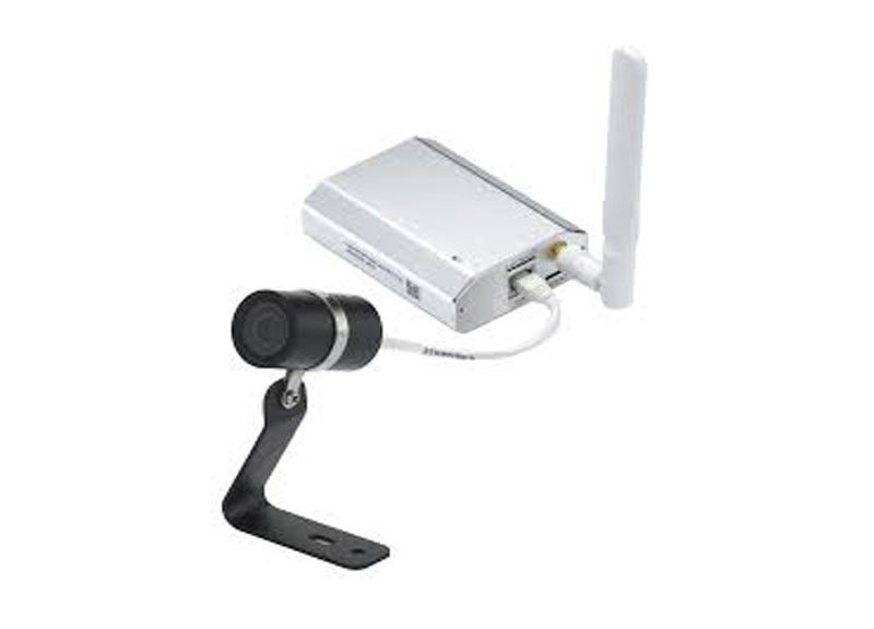 Mini security camera set - Wi-Fi